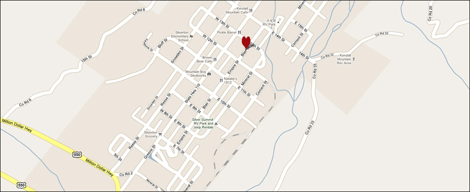 Directions Map To The Villa Dallavalle Hotel Inn